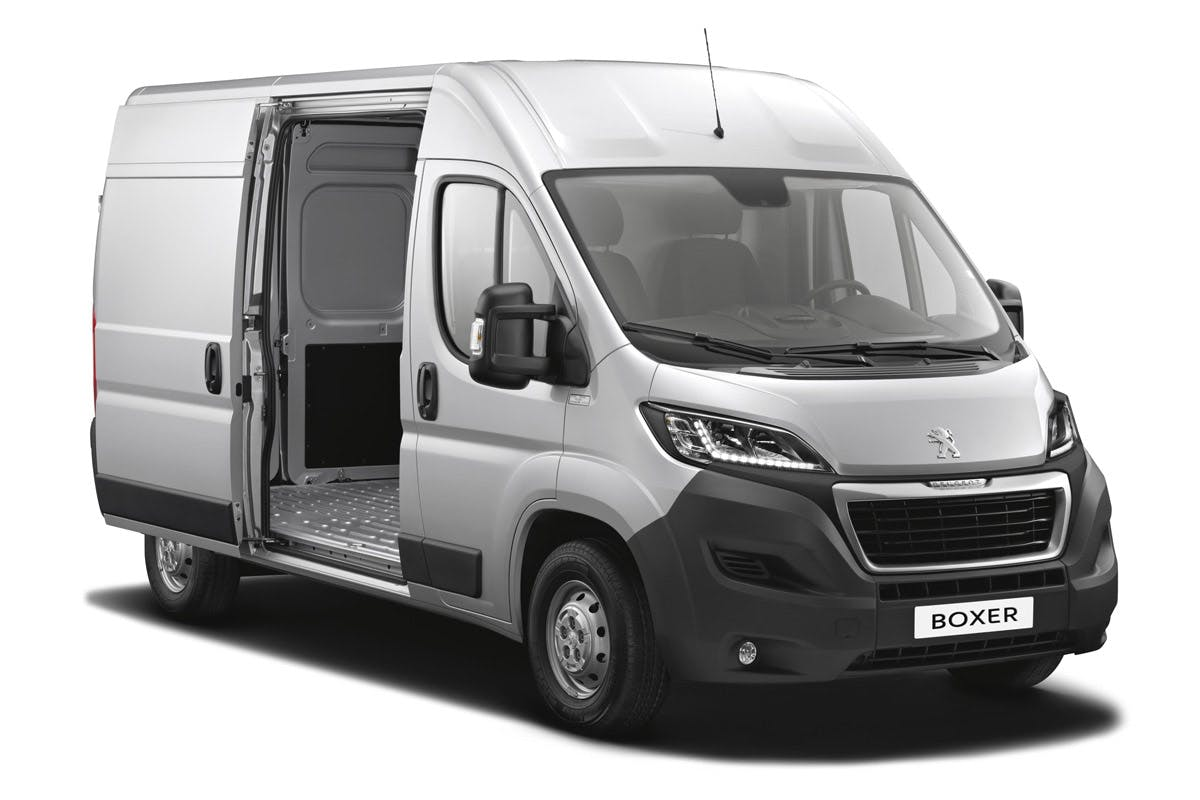 New Peugeot Boxer Revealed In 2014