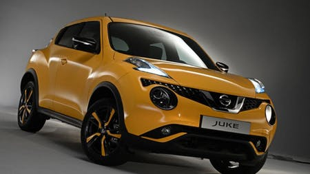Nissan Juke 2014 Details Have Been Announced