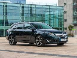 "Vauxhall Insignia Sports Tourer Named ""Best Petrol Model"