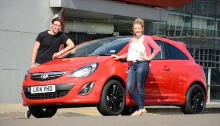 Vauxhall Have Slashed Car Insurance Costs For Young Drivers