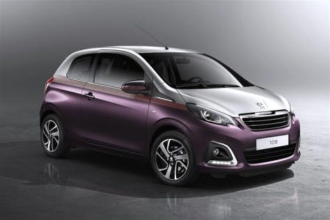 New Peugeot 108 To Shake-Up City Car Sector