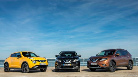 Nissan Flexes Its Muscles In Crossover Sector With New Releases