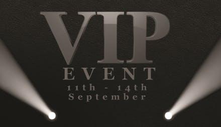 VIP Event Returns To Pentagon
