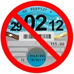 Goodbye To The Tax Disc...