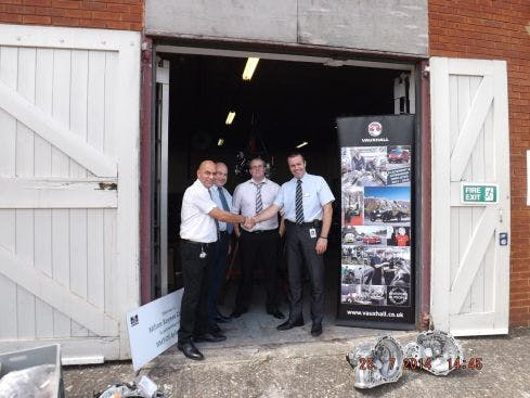 Vauxhall Motors Delivers Modern Vehicle Technology