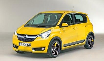 Vauxhall Announces All-New Viva
