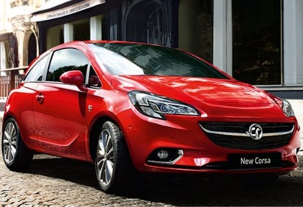 New Generation Vauxhall Corsa Available To Order Now At Pentagon