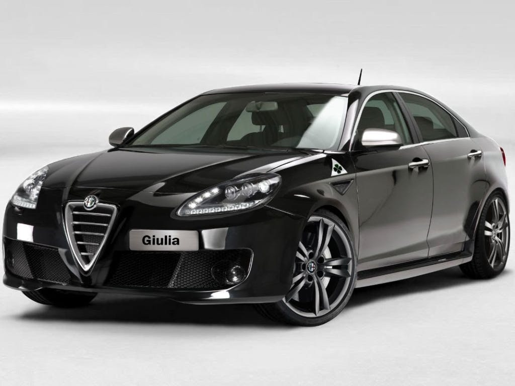 All-New Alfa Romeo Giulia Set To Create A Stir