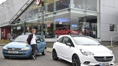 Scrap Your Old Car And Get £2,000 Off A New Vauxhall At Pentagon Today