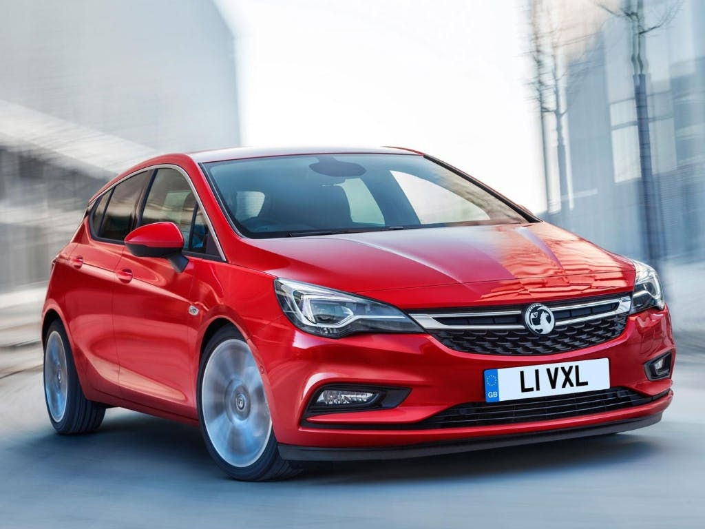 Why We Love The All-New Astra From Vauxhall
