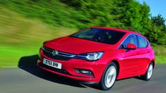New Vauxhall Astra Wins What Car? Award