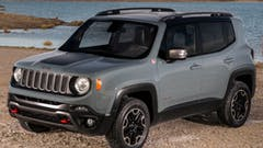 Jeep Renegade Picks Up 4x4 Of The Year Award