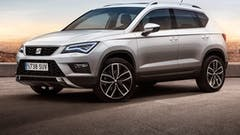 First SEAT SUV unveiled with the all-new SEAT Ateca