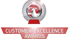 Customer Excellence Award For The Second Year Running For Pentagon Vauxhall In Derby And Burton