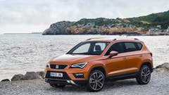 The New SEAT Ateca Among The Winners At The Auto Express New Car Awards