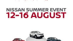 Pentagon Nissan's Summer Offer To Get You In The Olympic Spirit