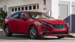 The Updated Mazda6 Gets A New Dynamic Edge To Create An Improved All-Round Driver Experience