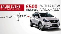 Huge 4 Day Fuel Giveaway At Pentagon Vauxhall