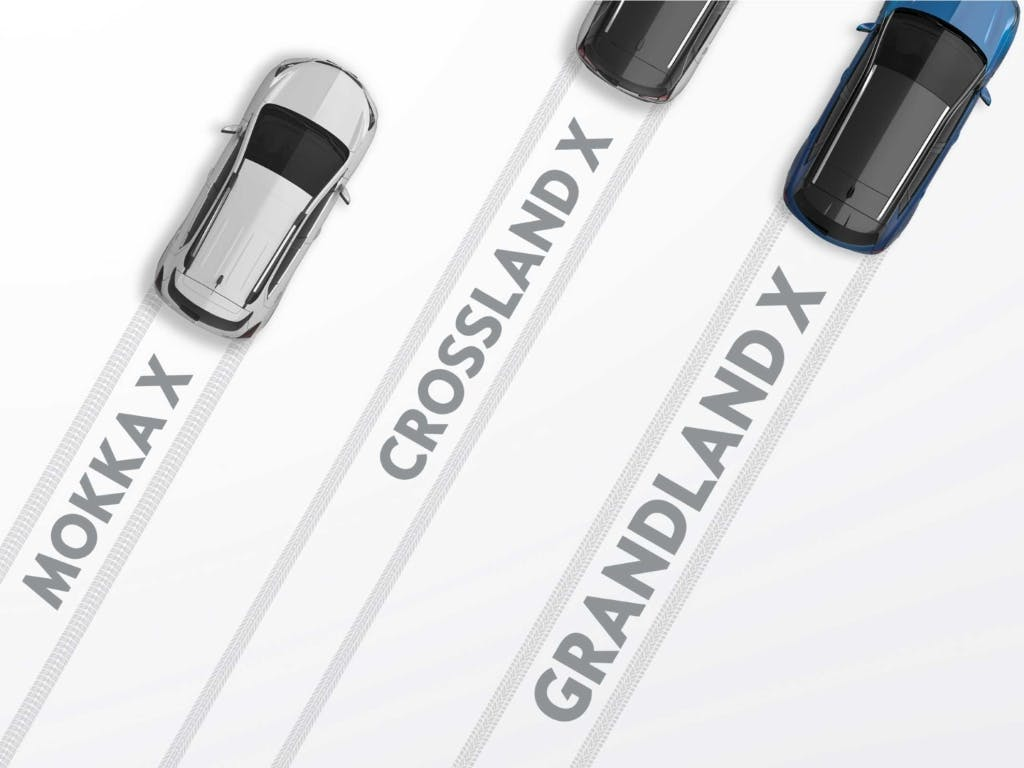 The Vauxhall Crossland X And Grandland X Are Heading To Pentagon Vauxhall In 2017