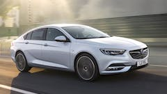 The All-New Vauxhall Insignia Is Revealed By Vauxhall