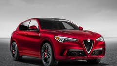 Alfa Romeo Reveal Their First SUV At The Los Angeles Motor Show