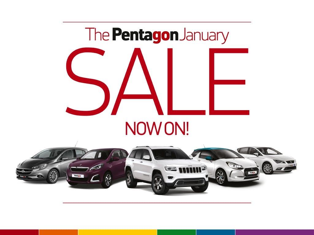 Bag A Bargain At The Pentagon January Used Car And Van Sale
