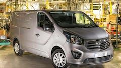 Vauxhall Vivaro Retains The What Van? Used Van Of The Year Award