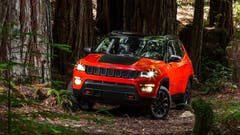 The All-New Jeep Compass Arriving Soon in UK Showrooms