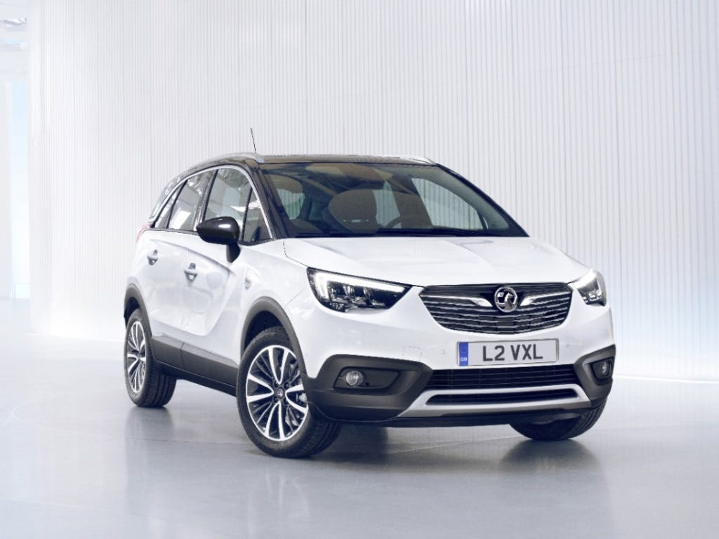 Vauxhall Releases The First Images Of Their Next SUV