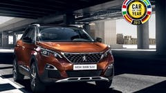 The Peugeot 3008 SUV Is Named Car Of The Year 2017