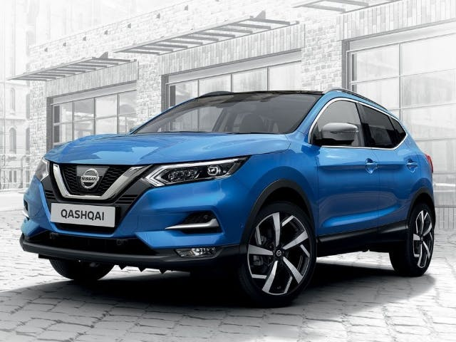 Nissan Qashqai Gets An Updated Premium And Contemporary Design