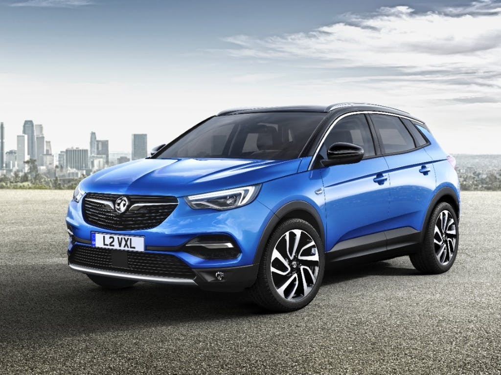 The All-New Vauxhall Grandland X Will Get Its World Premiere In September
