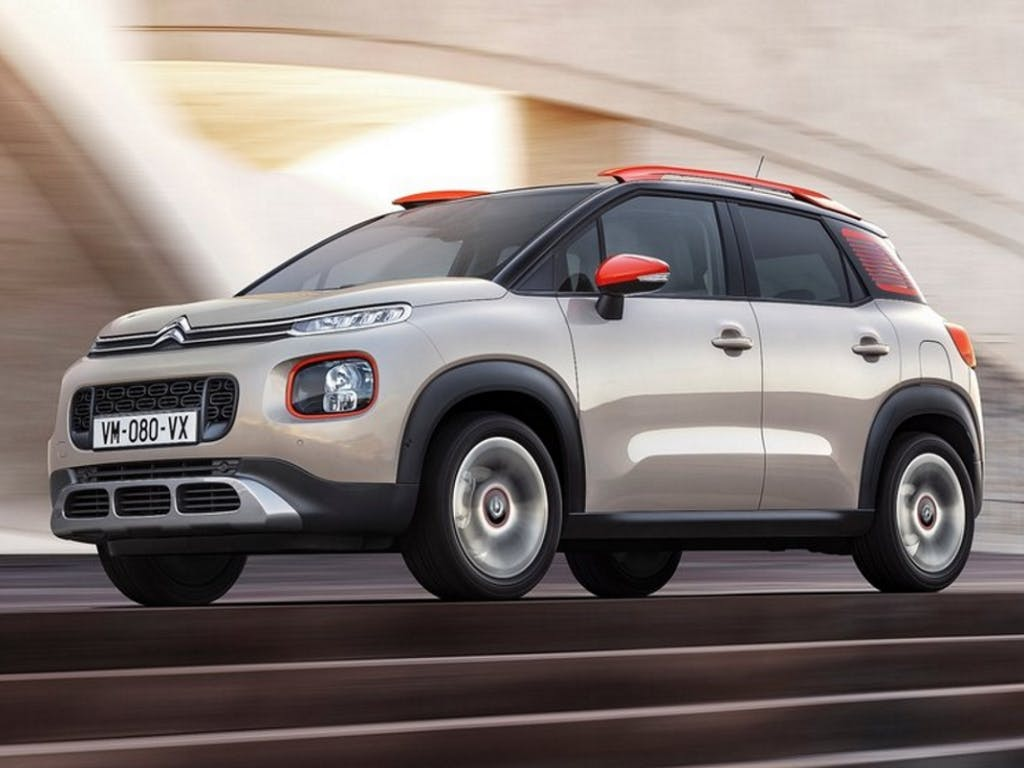 The New C3 Aircross: Citroën's Mini SUV Makes Its Debut