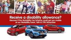Gain Independence At The Pentagon Motability Event