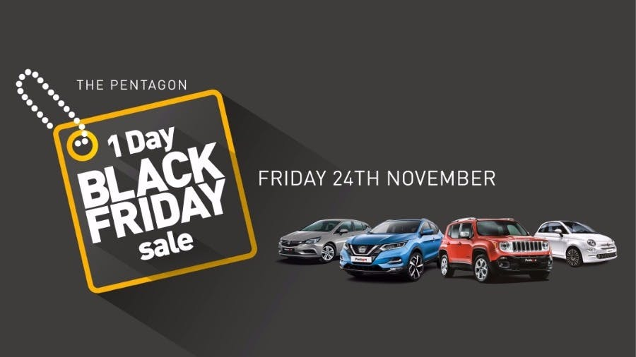 The Pentagon Black Friday One-Day Sale