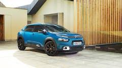The All-New Citroën C4 Cactus Hatch
