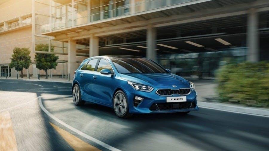 Trio Of New Kia Cars Unveiled