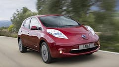Nissan Leaf Reaches Record Sales in 2013