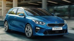 KIA announces UK pricing and specifications for all-new CEED now available at Pentagon