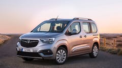 Vauxhall's All-New Combo Life; The Perfect Family Car