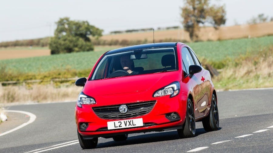Vauxhall Introduce Limited Edition Griffin to Corsa Range