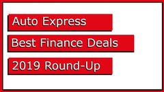 Strong Showing from Pentagon Brands in the Auto Express Best Finance Deals Round-Up