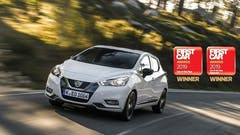 Nissan Micra Crowned 'Car of the Year