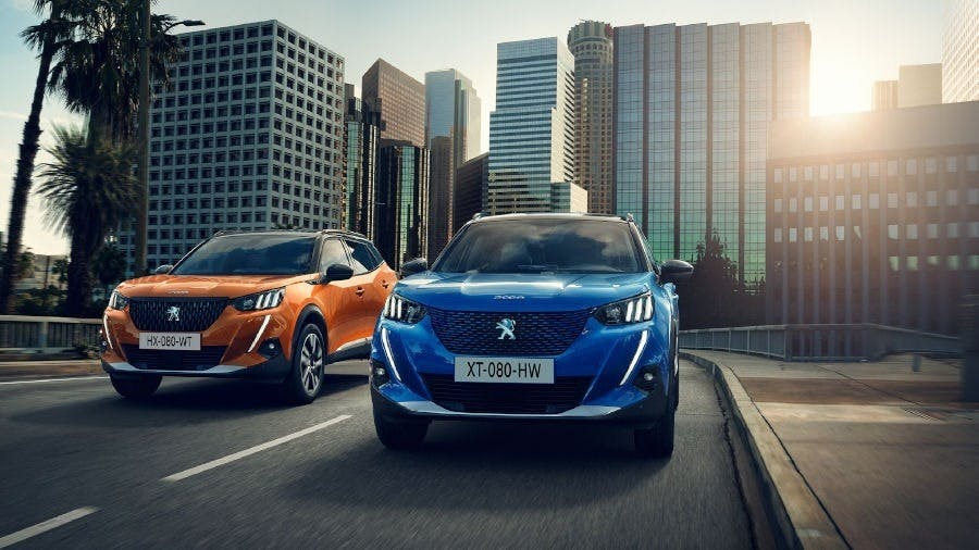 Peugeot Unveil All-New 2008 and E-2008