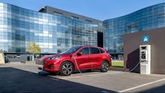 Ford Reveals Electrified Vehicle Line-Up