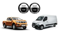 Nissan Navara and NV400 are Shortlisted at the International Commercial Vehicle Awards 2020