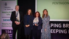Pentagon Win Purchasing & SMR Dealer Group of the Year Award at Lex Autolease Awards