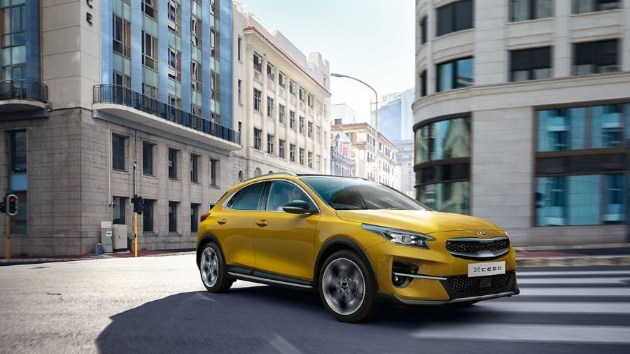 Why the Kia XCeed is a No-Brainer for Businesses