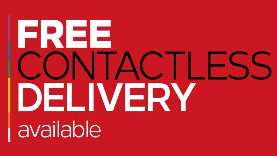 Free Nationwide Contactless Delivery