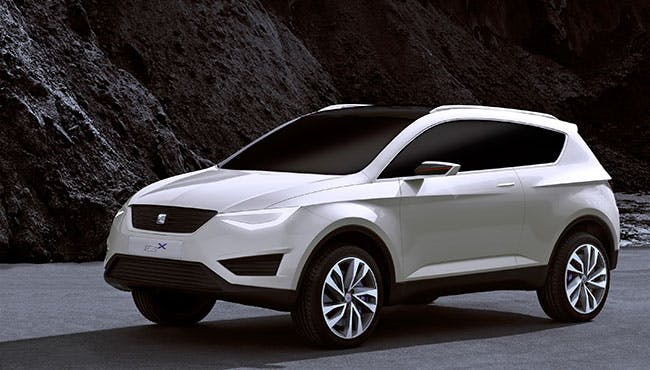 SEAT Confirms Leon-Based SUV For 2016 Launch